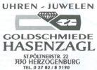 Goldschmiede Hasenzagl